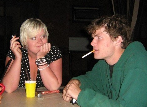 Jamie and Inger